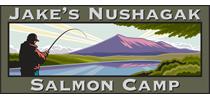 Jakes Nushagak Salmon Camp Logo