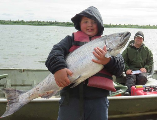 Jake's Nushagak Salmon Fishing Report